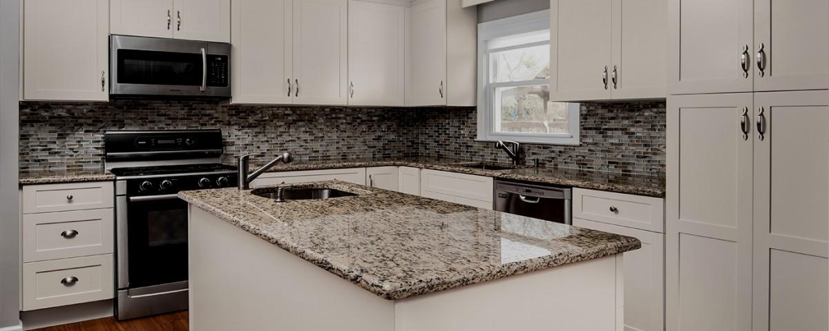 quartz countertops in woodbridge low maintenance and durability