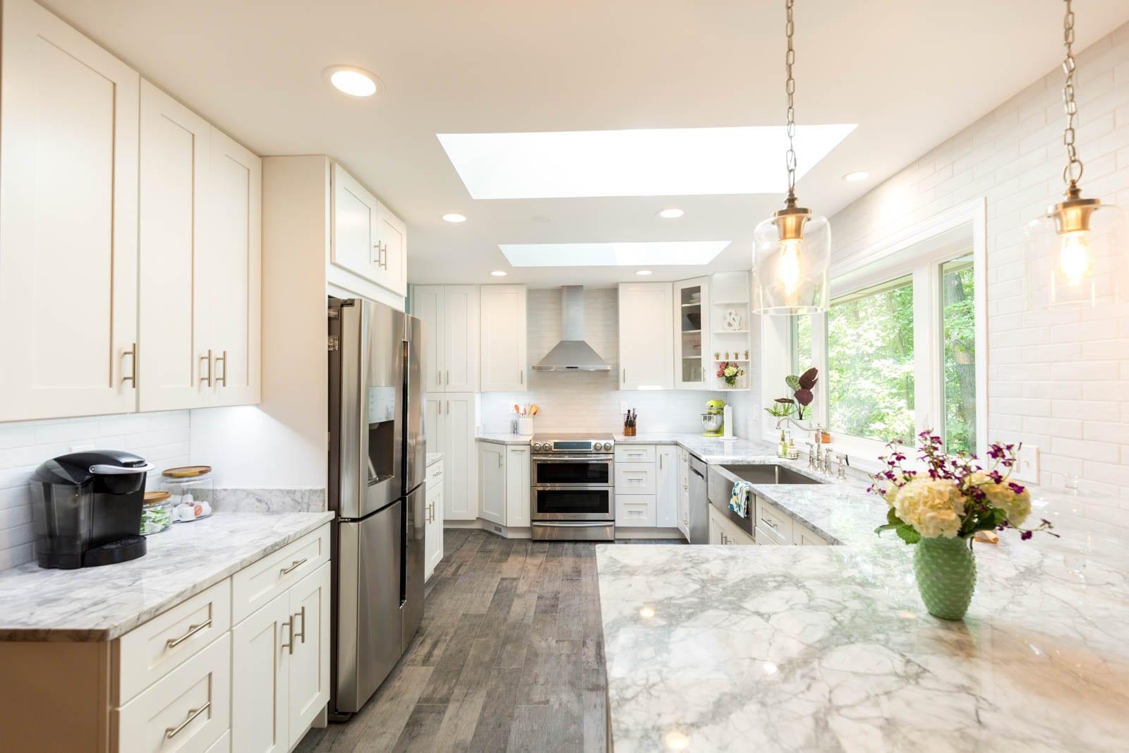 Kitchen Countertops |Quartz Granite Marble Cambria in Fairfax ...